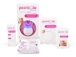 Pearlsmile Teeth Whitening